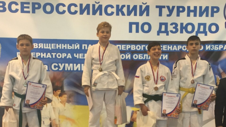 Оренбургские спортсмены вернулись с медалями