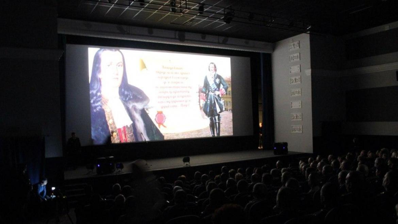 В Оренбурге состоялась премьера фильма об истории оренбургской полиции
