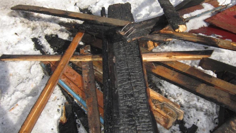 11 апреля в Оренбургской области произошло четыре пожара