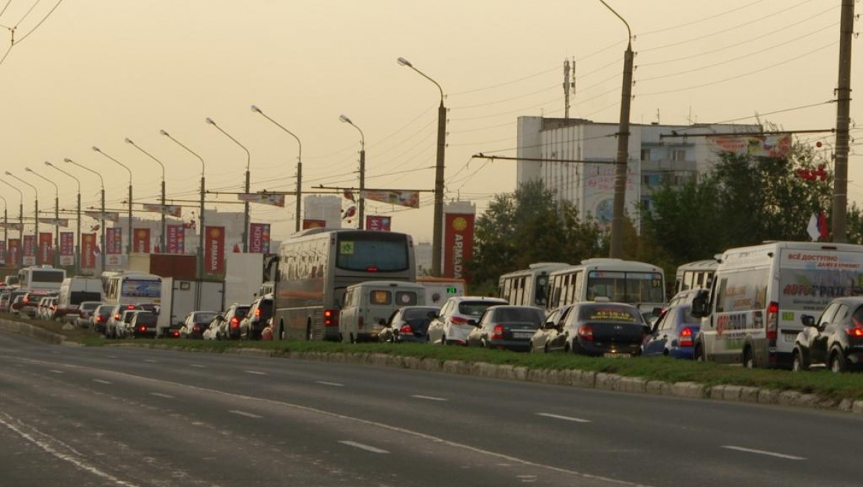 Работа автобусных маршрутов в Оренбурге на Радоницу