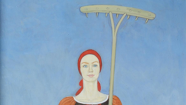 Очередная выставка «100 картин художников Оренбуржья»