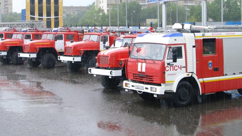 МЧС приглашает оренбуржцев на свой праздник