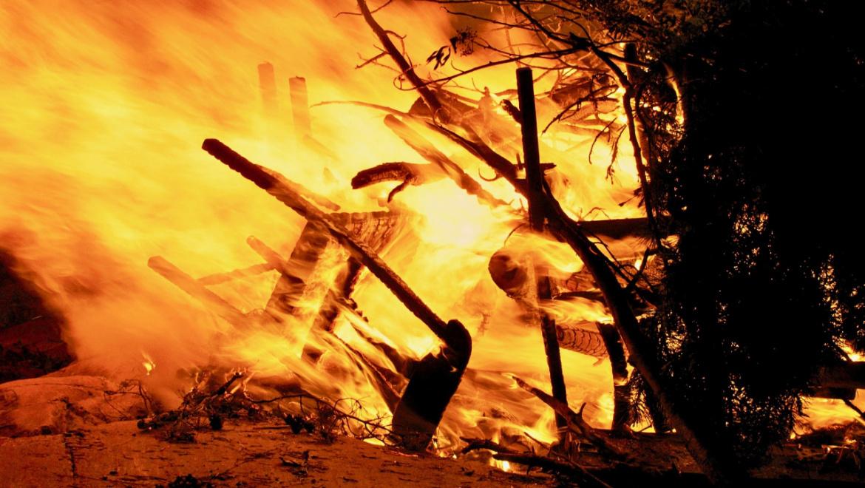 Сводка пожаров на 3 мая по Оренбургской области