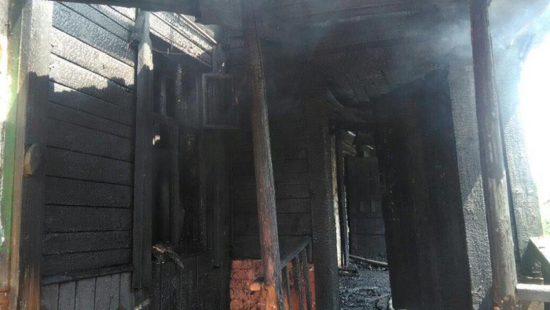 26 мая 2018 в области зарегистрировано шесть пожаров