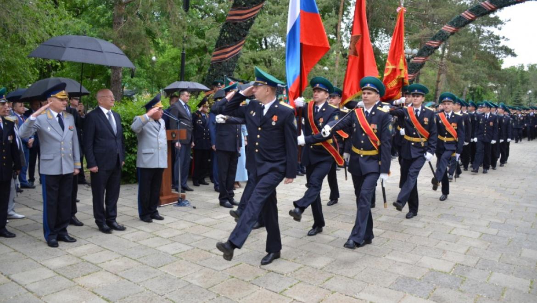 100-летие со Дня учреждения пограничной охраны Российской Федерации отметили в Оренбурге