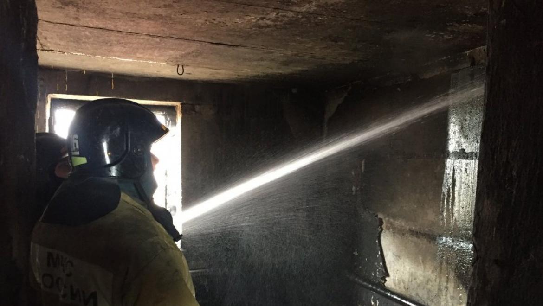Пожары Оренбуржья 31 мая 2018