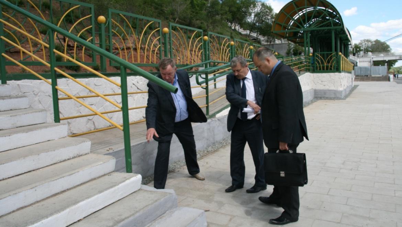 """Пандус на станции """"Комсомольская"""" откроют в ближайщее время"""