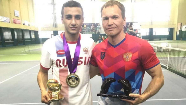 Оренбургский боксёр Габил Мамедов стал чемпионом Кубка президента Республики Казахстан