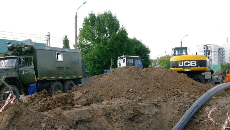 С 6 по 8 июля отключат воду и перекроют ул. Чкалова