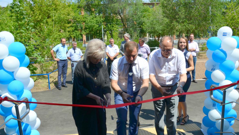 В Оренбурге открылось первое отделение почтовой связи нового формата
