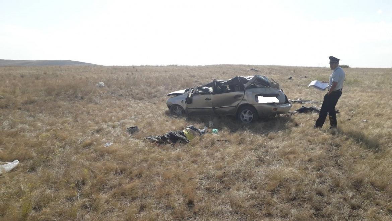 В ДТП погибло семь человек