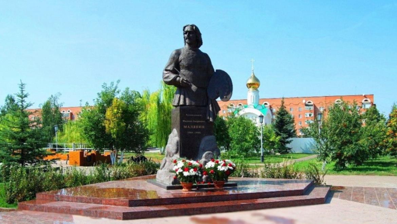 В Бузулуке работает всероссийский пленэр им. Ф. Малявина