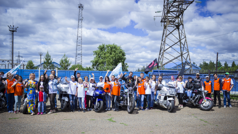 «Газпромнефть-Оренбург» поддержал проект «Мототерапия для всех»