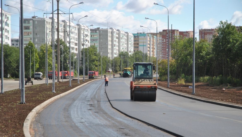 Эксперты оценивают качество дорог Оренбурга