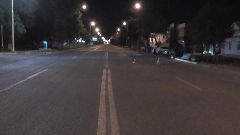 Ночное ДТП на Шевченко