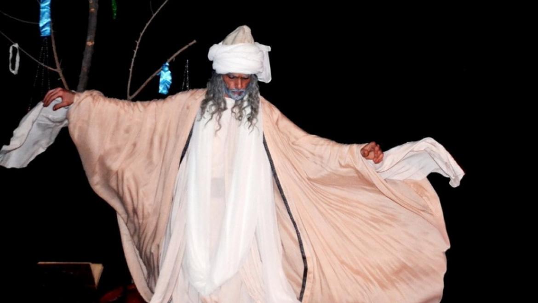 Омар Хайям на сцене драмтеатра Оренбурга