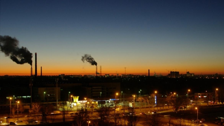 Охрана атмосферного воздуха в Оренбурге