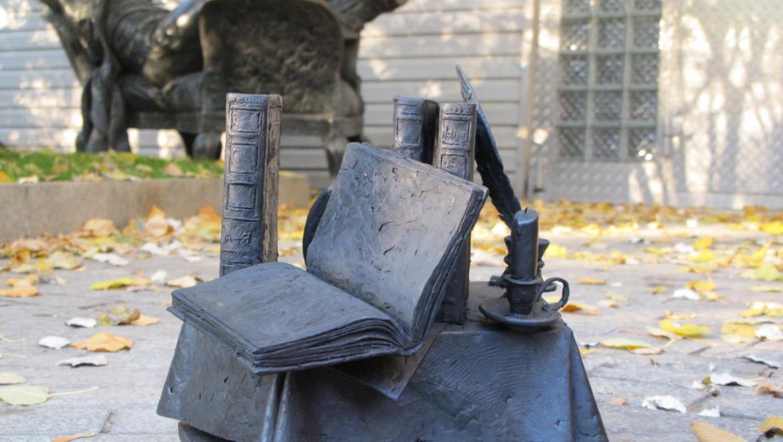 Памятник словарю Даля