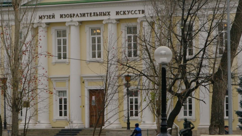 Лекторий по истории художественной жизни Оренбуржья: Лукиан Васильевич Попов