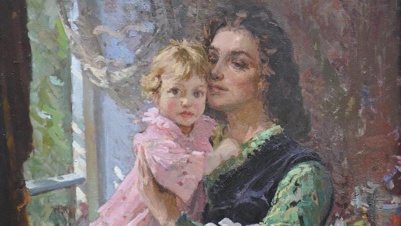 В музей вместе с мамой