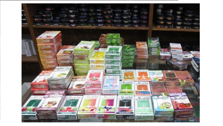 Оренбургская таможня изъяла партию табака для кальянов
