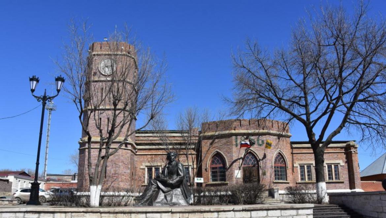 Спектакль с историческими экскурсами в музее истории Оренбурга