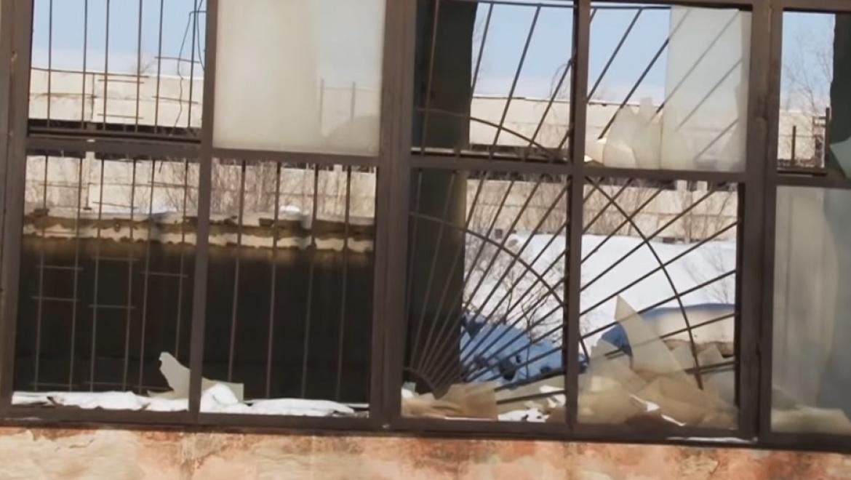 Специальный репортаж «Кладбище орских заводов» (ВИДЕО)