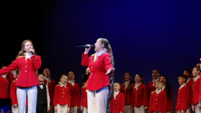 Юбилейные концерты детского хора «Новые имена»