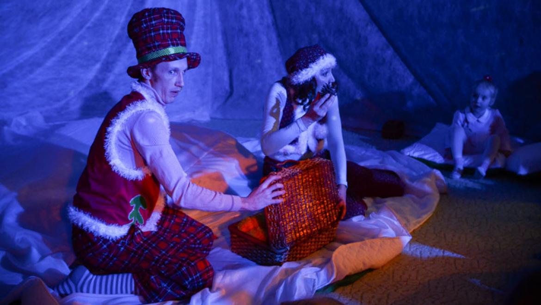 В Оренбургском театре кукол состоится премьера для самого маленького зрителя
