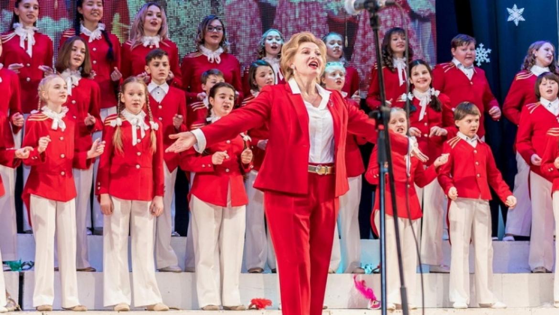 IV хоровой фестиваль «10 заповедей устами детей» в Оренбурге