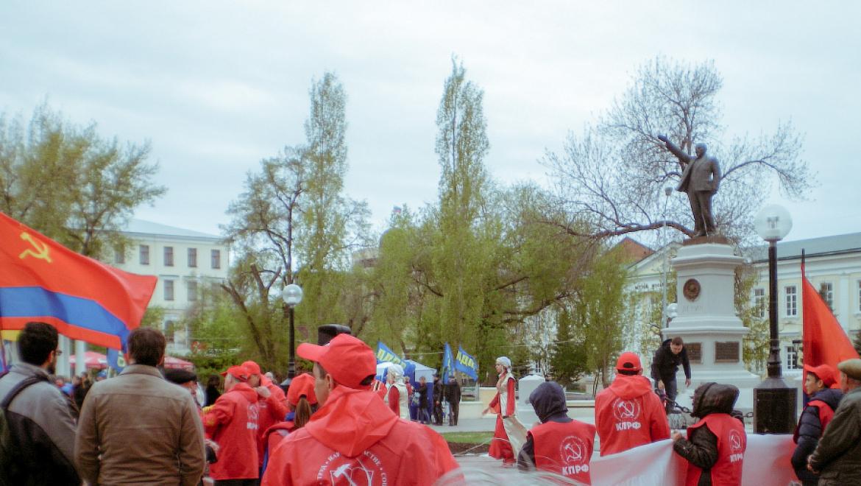 Профсоюзы Оренбуржья готовятся к Первомаю-2019