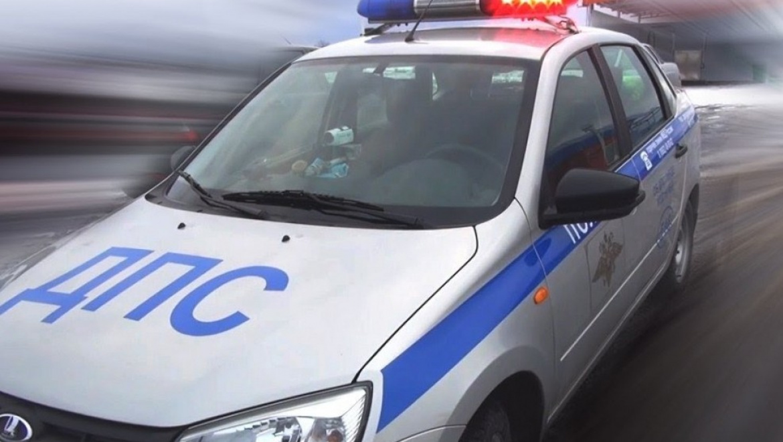 Житель города Орска оказал содействие при задержании водителя, совершившего ДТП