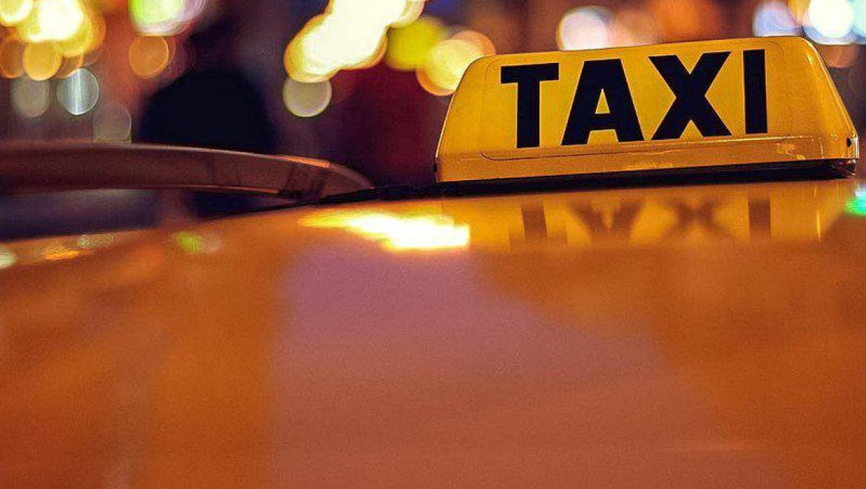 В Оренбурге в такси найдена граната