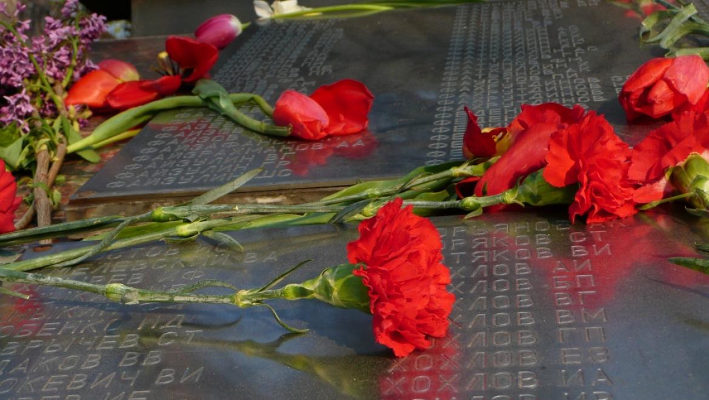 Вечная память всем, кто не увидел мирный май 45-го