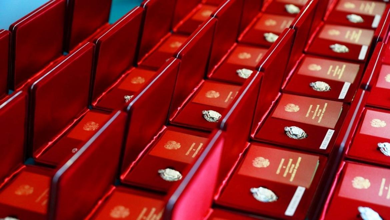 Государственные награды оренбуржцам