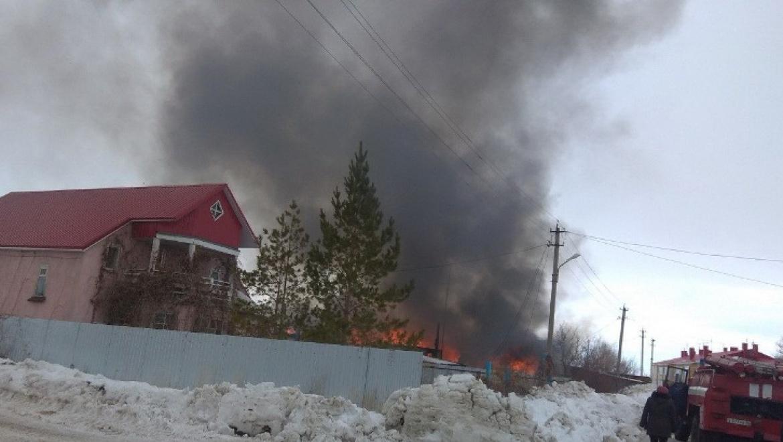 Более пяти тысяч пожаров произошло в Оренбуржье в 2019 году