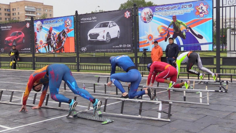В Оренбурге завершились Всероссийские соревнования по пожарно-спасательному спорту