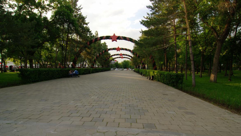Оренбургский парк под открытым небом «Салют, Победа!» будет реконструирован