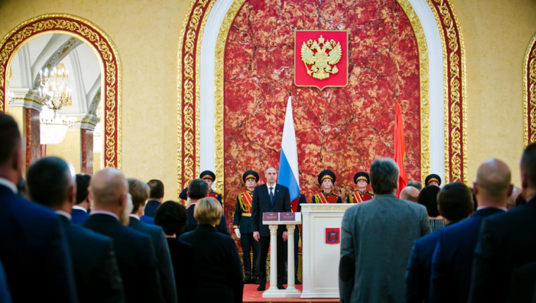 Денис Паслер вступил в должность губернатора Оренбургской области