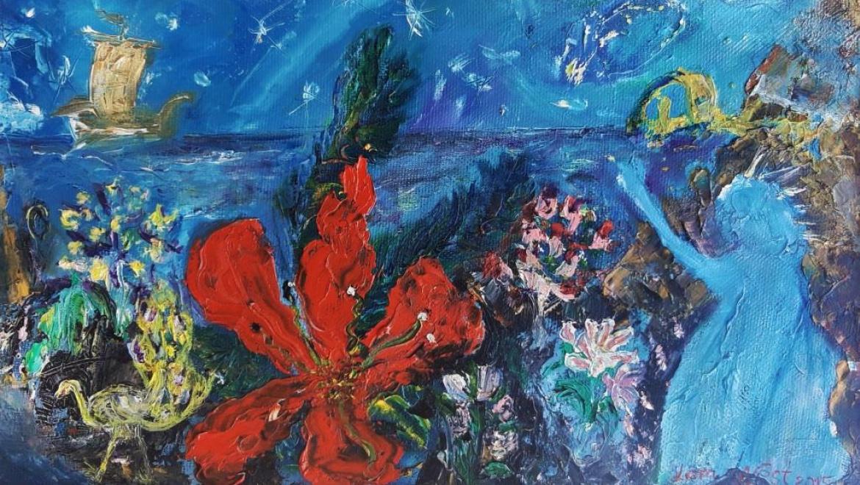 Однодневная выставка в Оренбургском музее изобразительных искусств