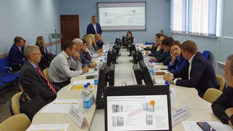 В ТПП Оренбургской области обсудили проблему оборота нелегальной табачной и пивоваренной продукции в России