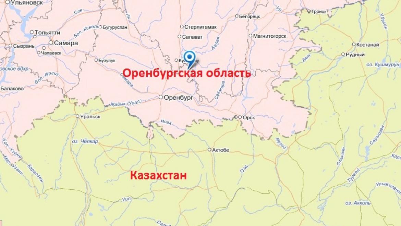 Житель Первомайского района помог гражданину Республики Азербайджан пересечь Государственную границу России