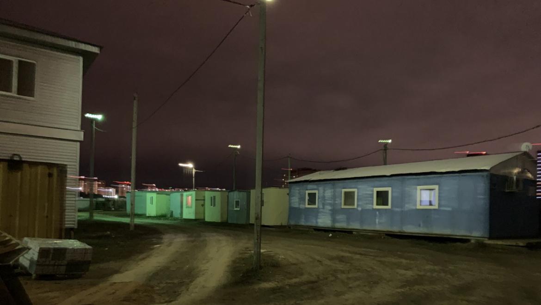 Соблюдение миграционного законодательства на строящемся объекте Оренбурга