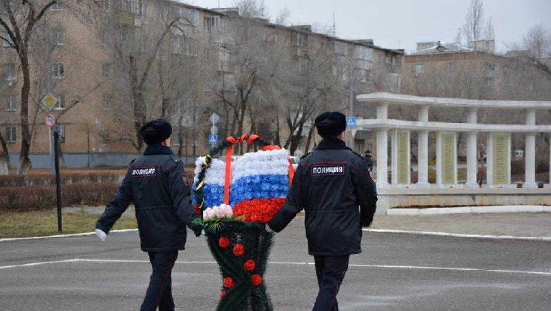 В Оренбурге прошли мероприятия, посвященные Дню сотрудника органов внутренних дел