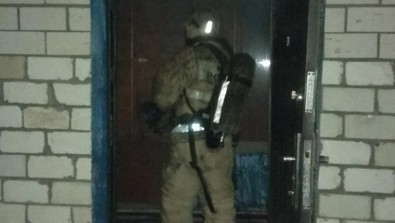 В результате пожара погибли пять человек