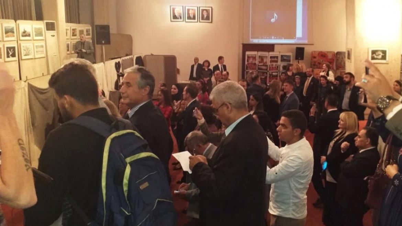 Выставка «Оренбуржье – сердце Евразии» открылась в Аммане