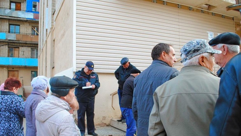 Участковые уполномоченные полиции отчитаются перед оренбуржцами