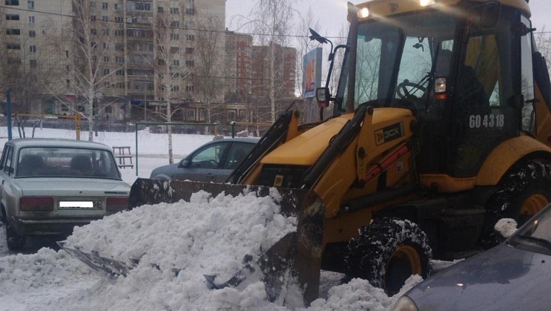 Уборка от снега дорог и придомовых территорий под контролем прокуратуры