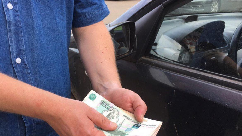 Житель Грачевского района осужден за попытку дать взятку инспектору ДПС