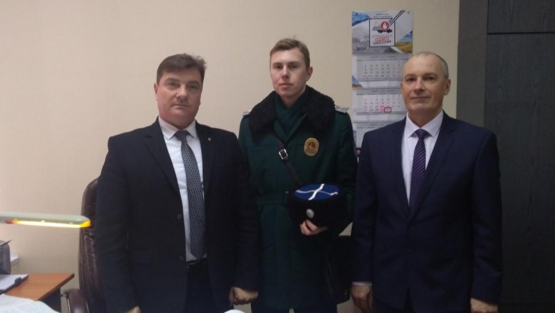 Лучшие народные дружинники Оренбургской области